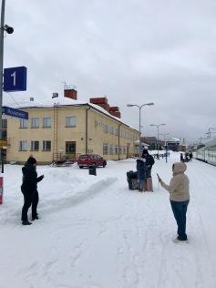 Rovaniemi station